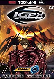 IGPX: Immortal Grand Prix Poster
