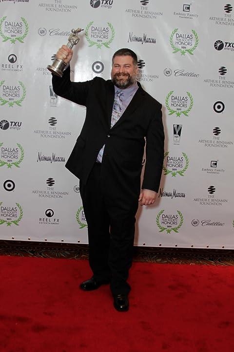 Dean DeBlois - Dallas International Film Festival 2011 - Tex Avery Award, presented by ReelFX