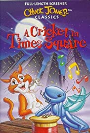 The Cricket in Times Square Poster