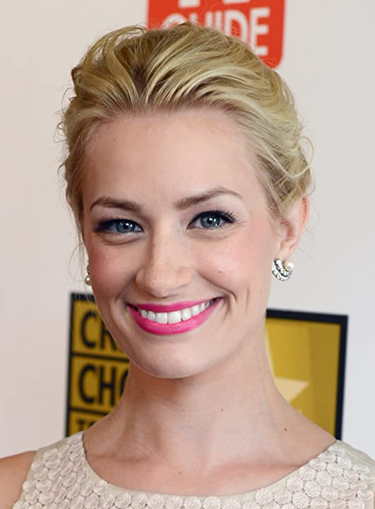 Beth Behrs at an event for The 2nd Annual Critics' Choice Television Awards (2012)