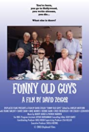 Funny Old Guys Poster