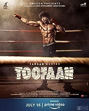 Toofaan (2021) poster