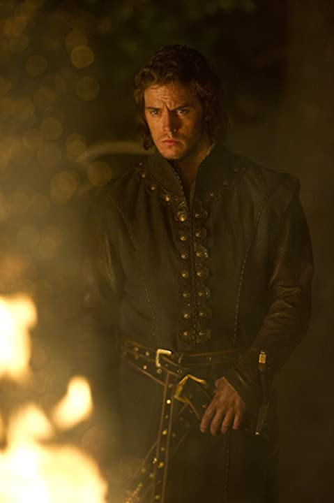 Sam Claflin in Snow White and the Huntsman (2012)