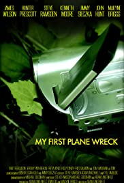 My First Plane Wreck Poster