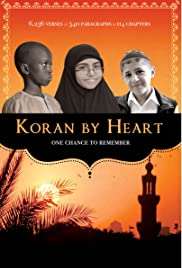 Koran by Heart (2011) Poster - Movie Forum, Cast, Reviews