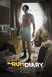 The Rum Diary (2011) Poster - Movie Forum, Cast, Reviews