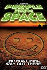 People from Space Poster