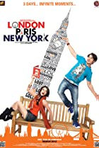 London Paris New York (2012) Poster