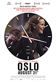 Oslo, 31. august (2011) Poster - Movie Forum, Cast, Reviews