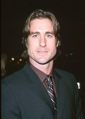 Luke Wilson at Charlie's Angels (2000)