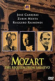 Mozart: The Requiem from Sarajevo Poster
