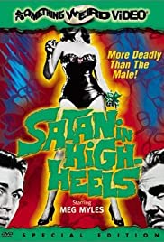 Satan in High Heels (1962) Poster - Movie Forum, Cast, Reviews