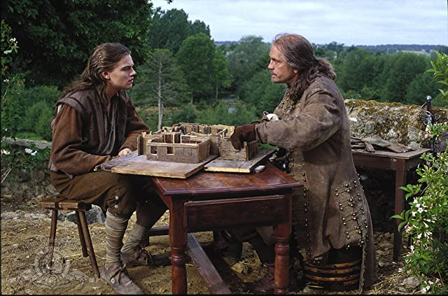 pictures amp photos from the man in the iron mask 1998 imdb