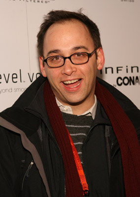 David Wain at an event for The Ten (2007)