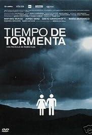 Tiempo de tormenta Poster