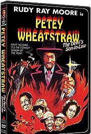 Petey Wheatstraw Poster