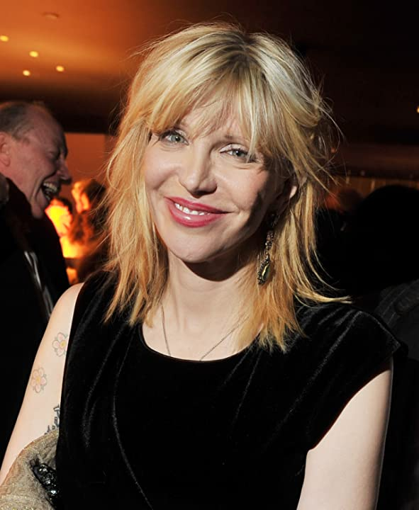 Courtney Love at Albert Nobbs (2011)