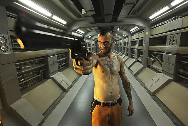 Joseph Gilgun in Lockout (2012)