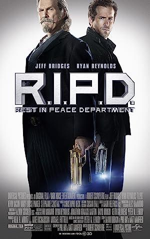 R.I.P.D. อาร์.ไอ.พี.ดี.หน่วยพิฆาตสยบวิญญาณ