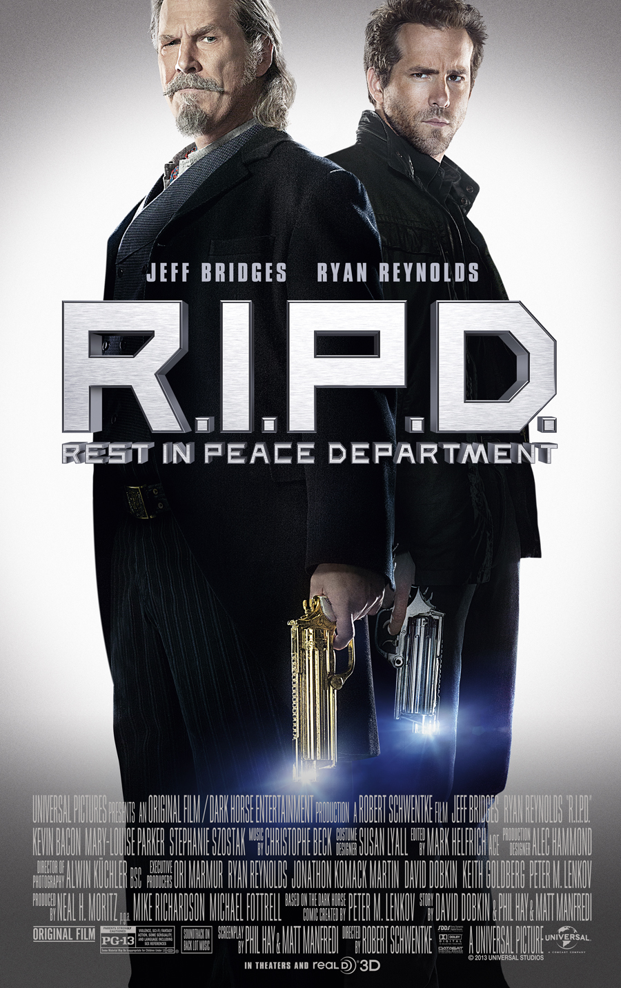 Image R.I.P.D. Watch Full Movie Free Online