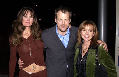 Lynn Herring, Kin Shriner, and Jacklyn Zeman