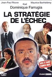 La stratégie de l'échec Poster