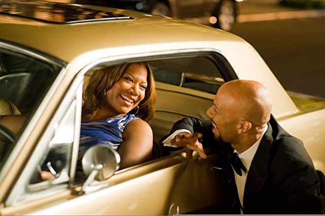 Queen Latifah and Common in Just Wright (2010)