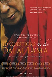 10 Questions for the Dalai Lama Poster