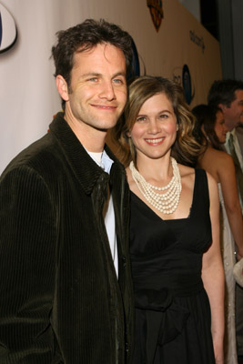 Kirk Cameron and Tracey Gold