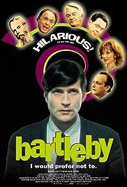 Bartleby(2001) Poster - Movie Forum, Cast, Reviews