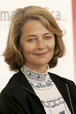 Charlotte Rampling at an event for Heading South (2005)