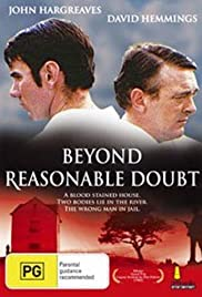 Beyond Reasonable Doubt Poster