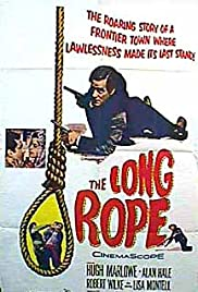 The Long Rope Poster