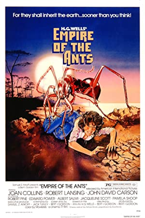 Empire of the Ants poster