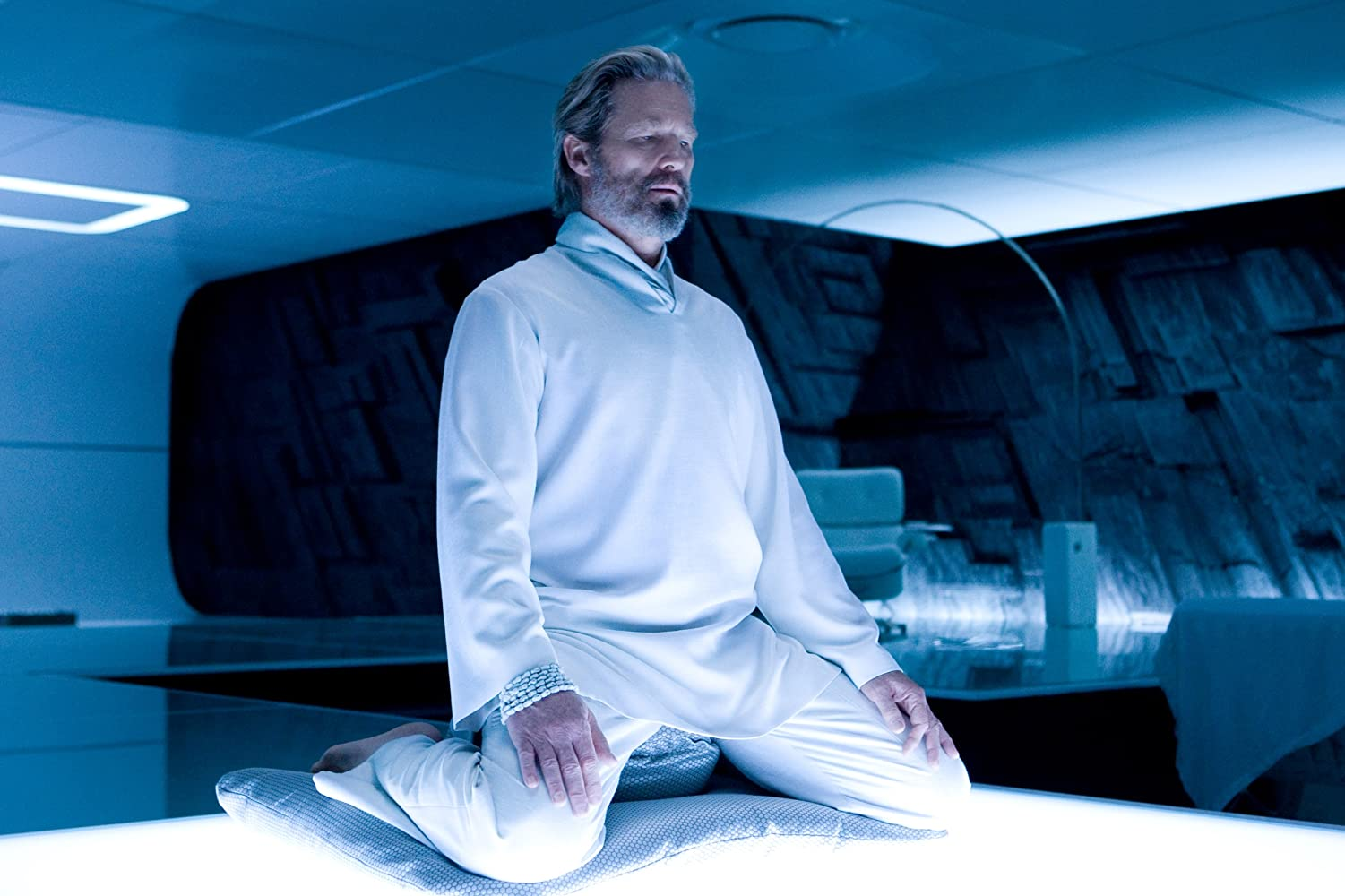 Jeff Bridges in Tron (2010)