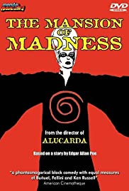 The Mansion of Madness Poster