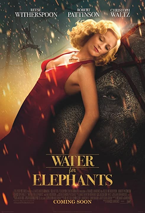 Reese Witherspoon in Water for Elephants (2011)