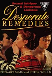 Desperate Remedies (1993) Poster - Movie Forum, Cast, Reviews