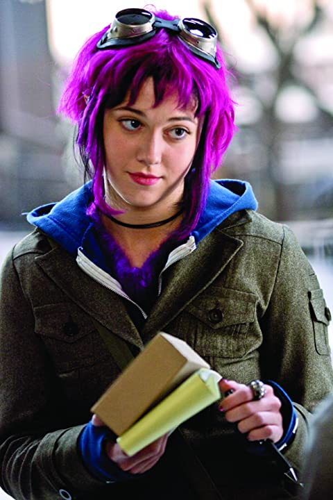 Mary Elizabeth Winstead in Scott Pilgrim vs. the World (2010)