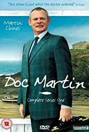 Doc Martin Poster - TV Show Forum, Cast, Reviews