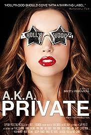 AKA Private Poster