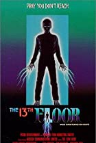 The 13th Floor (1988) Poster