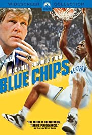 Blue Chips (1994) Poster - Movie Forum, Cast, Reviews