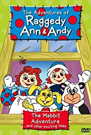 The Adventures of Raggedy Ann & Andy Poster