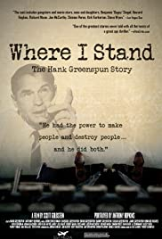 Where I Stand: The Hank Greenspun Story Poster