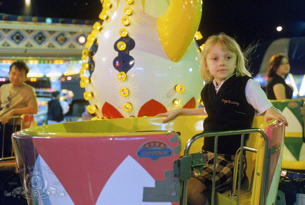 Dakota Fanning in Uptown Girls (2003)