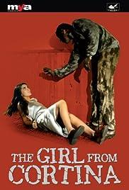 La ragazza di Cortina Poster