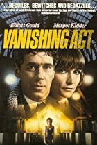 Image of Vanishing Act