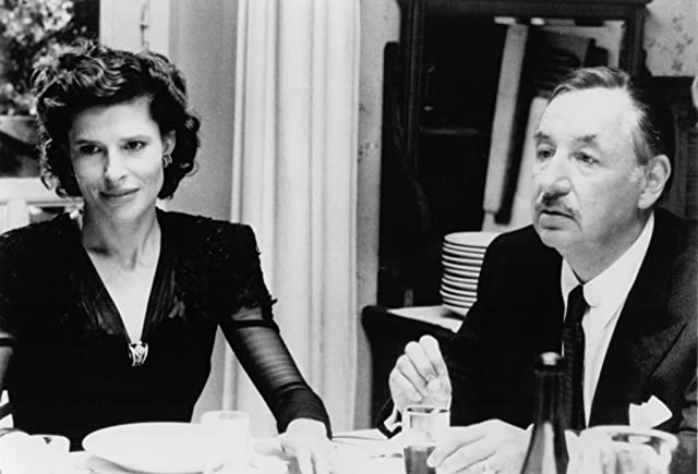 Fanny Ardant and Philippe Noiret in The Family (1987)