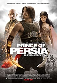Prince of Persia: The Sands of Time 2010 Poster